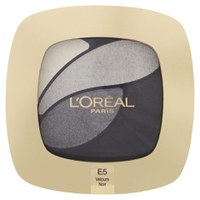 Sombra de ojos L'Oreal Paris Colour Riche Quad E5 Incredible Grey