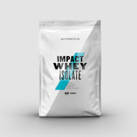 Deals on Myprotein Impact Whey Isolate 11-lb.