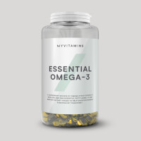 90 Capsules Essential Omega-3 Softgels