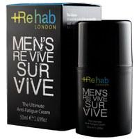 Crema revitalizante Rehab London Men's Revive Survive (50 ml)