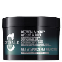 Masque nourrissant avoine et miel Tigi Catwalk (200g)