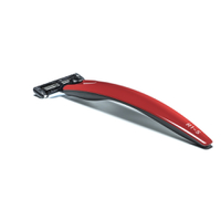 Bolin Webb Men's R1 Razor - S Monza Red (Rasierer, rot)