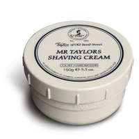 Taylor of Old Bond Street Rasiercreme in der Schale (150 g) - Mr Taylor's