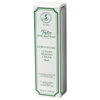 Taylor of Old Bond Street Shaving Cream Tube (75g) - Lemon and Lime