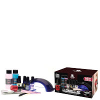 Kit profesional LED de Red Carpet Manicure