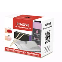 Kit Dissolvant de Red Carpet Manicure