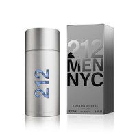 Carolina Herrera 212 Men Eau de Toilette 100 ml