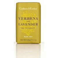 "Savon ""Verbena and Lavender"" de Crabtree & Evelyn (85 g)"