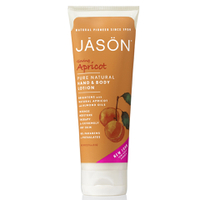 JASON Glowing Apricot Hand & Body Lotion 227 g