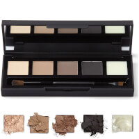 Paleta definición de cejas Make Up by HD Brows Eye and Brow Palette - Foxy