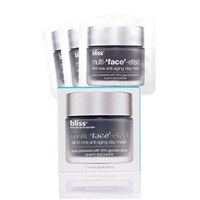 bliss Multi-'Face'-Eted Single Sachets Mask (3 x 4ml)