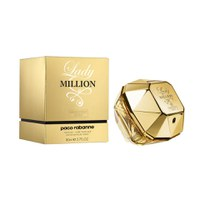 Paco Rabanne Lady Million Absolutely Gold Parfum 80 ml