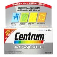Centrum Advance (60 Tabletten)