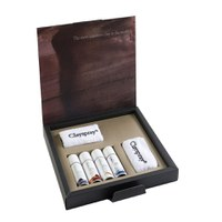 Clayspray Try Me Kit with 3 Clays (White, Red and Ginseng)