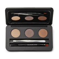 Kit de cejas Brow Artiste de Youngblood - Oscuro