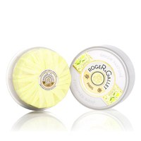Roger&Gallet Citron Round Soap in Travel Box 100 g
