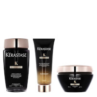Kérastase Chronoligiste Revitalising 3 Step Regime