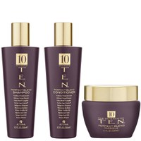 Alterna Ten Perfect Blend Shampoo (250 ml), Conditioner (250ml) and Masque (150 ml)
