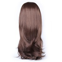 Extensions de cheveux Remy Double Volume de Beauty Works - 6 Caramel