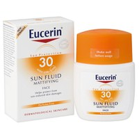 Eucerin® Sun Protection Sun Fluid Mattifying Face SPF30 High (50ml)