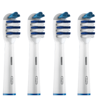 Recharges brossettes Oral-B Trizone (x4)