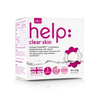 Works with Water Women´s Help: Clear Skin Lösliche Ergänzung (28 x 3,5 g)