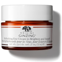 Origins GinZing Refreshing Eye Cream to Brighten and Depuff 15 ml