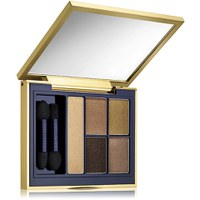 Sombra de ojos Pure Color Envy Sculpting Eyeshadow, paleta de 5 colores, 7 g, en Rebel Metal de Estée Lauder