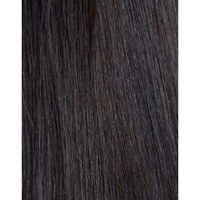 Beauty Works 100% Remy Colour Swatch Hair Extension - Elfenbein 1B