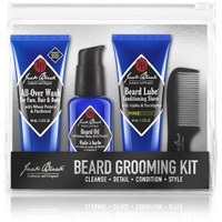 Jack Black Beard Grooming Kit 188 ml