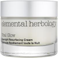 Crema rejuvenecedora Vital GlowOvernight de Elementary Herbology (50 ml)