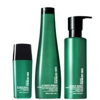 Shu Uemura Art of Hair Ultimate Remedy Shampoo (300ml), Conditioner (250ml) og Serum (30ml)