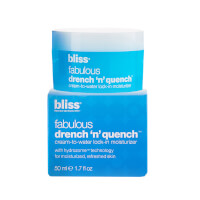 bliss Fabulous Drench 'n' Quench Moisturiser 50 ml