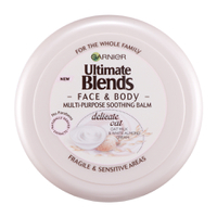 Garnier Body Ultimate Blends Delicate Oat Milk Balm (200ml)