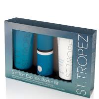 St. Tropez Express Starter Kit (Verdt 23,50)