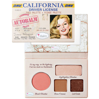 Paleta theBalm Autobalm California