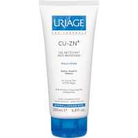 Uriage Cu-Zn+ Copper and Zinc Anti-Irritation Cleansing Gel (200 ml)