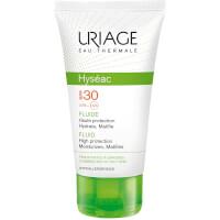 Emulsion Haute protection pour peaux mixtes à grasses SPF30Hyséac (50ml)