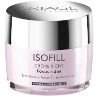 La crème riche anti-âge Isofill d'Uriage Isofill pour peaux matures (50ml)