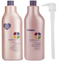 Champú y Acodicionador Pure Volume de Pureology (1000 ml)