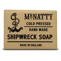 Mr Natty Shipwreck Soap 120 g
