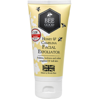 Honey and Camelina Facial Exfoliator de Bee Good (50ml)