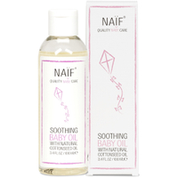NAÏF Soothing Baby Oil (100ml)
