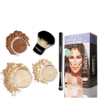 Kit Iluminador y Contour All Over Face de Bellapierre Cosmetics - Claro