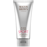 Gel corporal SPORT Re-Charge 4 en 1 con pimienta negra de Molton Brow (200 ml)