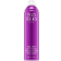 Spray fijador efecto volumen Full of It de Bed Head TIGI de 371 ml