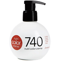 Nutri Color Creme 740 Cobre de Revlon Professional 250 ml