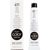 Nutri Color Crème Revlon Professional 411 Cold Brown Froid 100 ml
