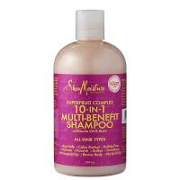 Shea Moisture 10 合 1 超级水果复合新生洗发水379ml