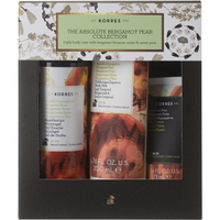 Korres Absolute Bergamot Pear Collection